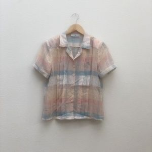 Jonathan Martin | Vintage Striped Button Down